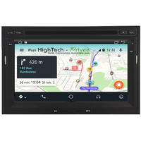 Autoradio Android 8.1 GPS Peugeot 3008, 5008, Partner et Citroën Berlingo