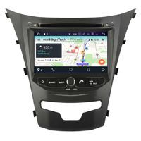 Autoradio GPS Android 9.0 Wifi Ssangyong Korando depuis 2014