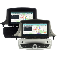Autoradio GPS Wifi Bluetooth Android 9.0 Renault Megane 3 et Fluence