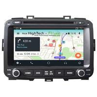 Autoradio Android 9.1 GPS Kia Carens depuis 2013
