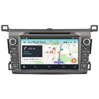 Autoradio GPS Wifi Bluetooth Android 9.1 Toyota Rav4 de 2013 à 2018