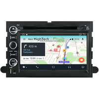 Autoradio GPS Wifi Bluetooth Android 8.1 Ford Mustang, Fusion, Explorer, F150, Focus, Edge