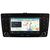 Autoradio Android 8.1 GPS Skoda Octavia de 04/2004 à 2012 & Yeti depuis 2009