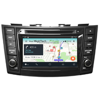 Autoradio GPS Wifi Bluetooth Android 9.1 Suzuki Swift de 2011 à 2017
