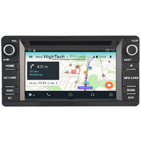 Autoradio Android 9.1 GPS Mitsubishi Outlander depuis 2012, ASX et Lancer depuis 2013
