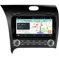 Poste Android 9.0 GPS Waze Wifi écran tactile Kia Cerato de 2012 à 2015