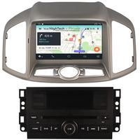 Autoradio Android 9.1 GPS Chevrolet Captiva depuis 2011
