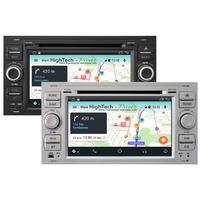 Autoradio Android 8.1 Wifi GPS Waze Ford Kuga, C-Max, S-Max, Fiesta, Focus, Fusion, Transit, Mondeo