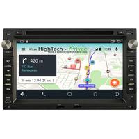 "Autoradio Android 8.1 Wifi Bluetooth GPS Volkswagen Golf 4, Bora, Polo, Passat, Lupo, T4 - écran 6,5"""