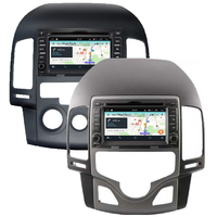 Autoradio Android 8.0 écran tactile Mains libres Bluetooth Wifi Hyundai i30 de 2007 à 2012