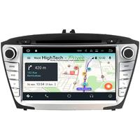 Autoradio GPS Wifi Bluetooth Android 8.0 Hyundai IX35 de 2014 à 2016