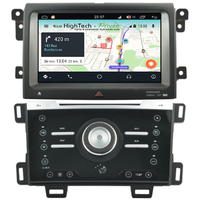 Autoradio GPS Android 8.0 Ford Edge depuis 2013