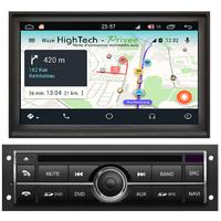 Autoradio Android 8.0 GPS Mitsubishi L200, Pajero, Montero, Nativa & Triton