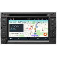 Autoradio GPS Wifi Bluetooth Android Peugeot 207, Peugeot 307, Partner