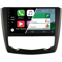 Ecran tactile Android Auto (option Carplay) GPS Wifi Bluetooth Renault Kadjar