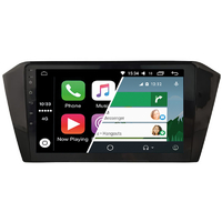 Ecran tactile Android Auto (option Carplay) GPS Wifi Bluetooth Volkswagen Passat depuis 2016