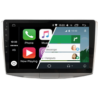 Ecran tactile Android Auto (option Carplay) GPS Wifi Bluetooth Volkswagen Passat de 2010 à 2016