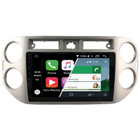 Ecran tactile Android Auto (option Carplay) GPS Wifi Bluetooth Volkswagen Tiguan de 2010 à 2016