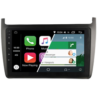 Ecran tactile Android Auto (option Carplay) GPS Wifi Bluetooth Volkswagen Polo de 2012 à 2017