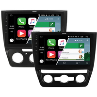 Ecran tactile Android Auto et Carplay GPS Wifi Bluetooth Skoda Yeti de 2009 à 2017