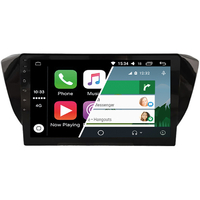 Ecran tactile Android Auto (option Carplay) GPS Wifi Bluetooth Skoda Superb depuis 2015
