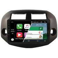 Ecran tactile Android Auto (option Carplay) GPS Wifi Bluetooth Toyota RAV4 de 2006 à 2012