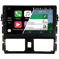 Ecran tactile Android Auto et Carplay GPS Wifi Bluetooth Toyota Yaris de 2014 à 2016