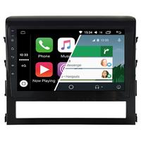 Ecran tactile Android Auto (option Carplay) GPS Wifi Bluetooth Toyota Land Cruiser depuis 2016