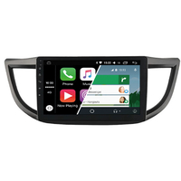 Ecran tactile Android Auto (option Carplay) GPS Wifi Bluetooth Honda CR-V de 2012 à 2015