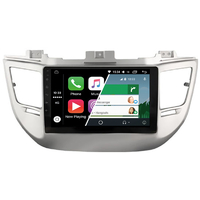 Ecran tactile Android Auto et Carplay GPS Wifi Bluetooth Hyundai Tucson de 2015 à 2018