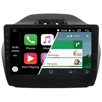 Ecran tactile Android Auto et Carplay GPS Wifi Bluetooth Hyundai IX35 de 2010 à 2013
