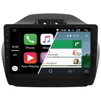 Ecran tactile Android Auto (option Carplay) GPS Wifi Bluetooth Hyundai IX35 de 2010 à 2013
