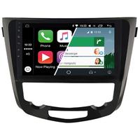 Ecran tactile Android Auto et Carplay GPS Wifi Bluetooth Nissan X-Trail et Qashqai depuis 2014