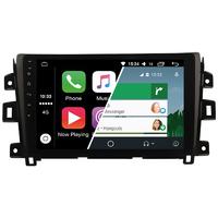 Ecran tactile Android Auto (option Carplay) GPS Wifi Bluetooth Nissan Navara depuis 2015