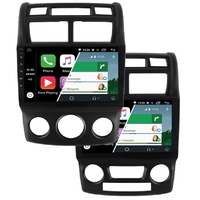 Ecran tactile Android Auto (option Carplay) GPS Wifi Bluetooth USB Kia Sportage de 2004 à 2010