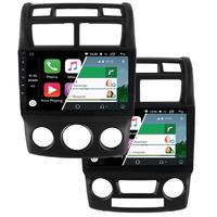Ecran tactile Android Auto et Carplay GPS Wifi Bluetooth USB Kia Sportage de 2004 à 2010
