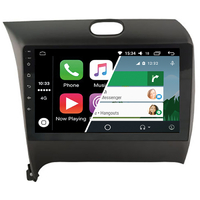Ecran tactile Android Auto et Carplay GPS Wifi Bluetooth Kia Cerato de 2012 à 2015