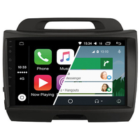Ecran tactile Android Auto (option Carplay) GPS Wifi Bluetooth Kia Sportage de 2010 à 2013