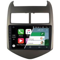 Ecran tactile Android Auto (option Carplay) GPS Wifi Bluetooth Chevrolet Aveo de 2010 à 2014
