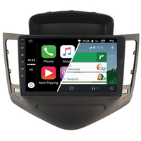 Ecran tactile Android Auto (option Carplay) GPS Wifi Bluetooth Chevrolet Cruze de 2009 à 2013