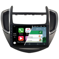 Ecran tactile Android Auto (option Carplay) GPS Wifi Bluetooth Chevrolet Trax de 2013 à 2017