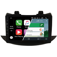 Ecran tactile Android Auto (option Carplay) GPS Wifi Bluetooth Chevrolet Trax depuis 2017