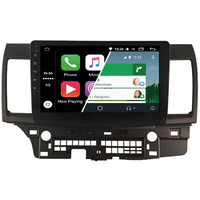 Ecran tactile Android Auto et Carplay GPS Wifi Bluetooth Mitsubishi Lancer de 2007 à 2013