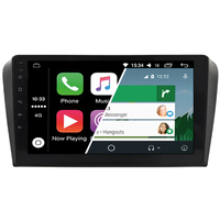 Ecran tactile Android Auto et Carplay GPS Wifi Bluetooth Mazda 3 de 20010 à 2013