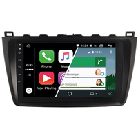 Ecran tactile Android Auto et Carplay GPS Wifi Bluetooth Mazda 6 de 2008 à 2012