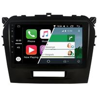 Ecran tactile Android Auto et Carplay GPS Wifi Bluetooth Suzuki Vitara depuis 2015