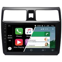 Ecran tactile Android Auto (option Carplay) GPS Wifi Bluetooth Suzuki Swift de 2004 à 2010