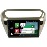Ecran tactile Android Auto (option Carplay) GPS Wifi Bluetooth Citroën Elysée et Peugeot 301