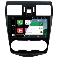 Ecran tactile Android Auto (option Carplay) GPS Wifi Bluetooth Subaru Forester de 2013 à 2016