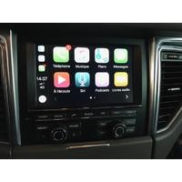 Ajouter la fonction Apple CarPlay et Android Mirroring sur Porsche Macan, Cayenne, Porsceh 911, Boxster, Cayman et Panamera avec PCM 3.1
